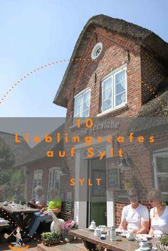 Meine 8 Lieblings-Cafes auf Sylt (Cool Places)