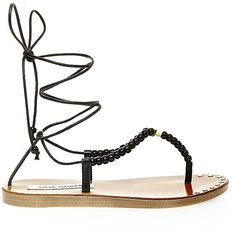 Steve Madden Women s Tikki Sandals ( 45) ❤ liked on Polyvore featuring shoes d7123a70760d