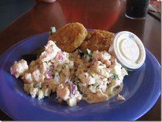 LuLu's Shrimp Salad