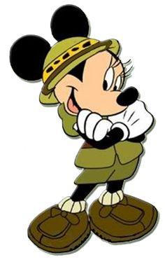 Safari Minnie 2