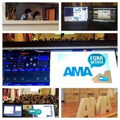Ontem foi um dia em grande para a Quimera - Brand Management! Um planeamento uma estratégia de comunicação que culminou num dia de casa cheia (Aprox. 200 pessoas) e de satisfação 360º! Obrigado a  AMA - Associação de Marketing de Aveiro e a todos os elementos da Organização do evento AMA Fora da Caixa pela oportunidade. Um especial  agradecimento aos dois grandes membros da equipa Quimera Vanessa e André! #quimera #quimerabrand #branding #ovar #amaveiro #amaforacaixa #aveiro #aveirolovers…