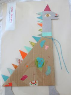 Image of Dragon Paper Friend