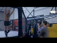 Behind-The-Scenes: McGregor Hard Sparring While Filming UFC 205 Countdown