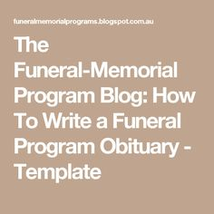 Cowboy Canyon Classic Template Front Panel   Funeral Template ...