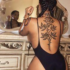 Teriam coragem? ❤️ #boanoite #tatuagens #tattoos #tattoo #tattooflower