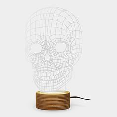Skull Lamp | MoMAstore.org