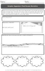 FREE PRINTABLES - Personal Narrative Graphic Organizer - 4 Different Organizers - The site also has other graphic orgainzers for writing such as persuasive writing. Personal Narrative Writing, Personal Narratives, Persuasive Writing, Writing Words, Teaching Writing, Writing Activities, 6th Grade Writing, Teaching 6th Grade, Writing Classes