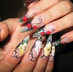 Lace Nail Art, Lace Nails, Top Nail, Fancy, Beauty, Beauty Illustration