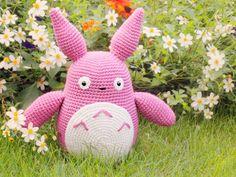 Amigurumi Totoro Receita : Totoro детские игрушки amigurumi totoro and crochet