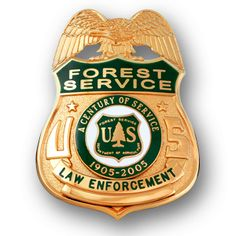 US-Forest-Service-Badge