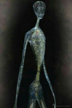 From Hulk to Gort, Monster Man Gets Creative With Creatures alien-looking futuristic Mecha Alien Design, Robot Design, Aliens And Ufos, Ancient Aliens, Ancient History, European History, American History, Alien Creatures, Fantasy Creatures