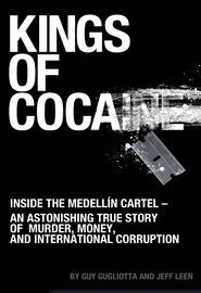 Kings of Cocaine | http://paperloveanddreams.com/book/444425280/kings-of-cocaine | This is the story of the most successful cocaine dealers in the world: Pablo Escobar Gaviria, Jorge Luis Ochoa Vasquez, Carlos Lehder Rivas and Jose Gonzalo Rodriguez Gacha. In the 1980s they controlled more than fifty percent of the cocaine flowing into the United States. The cocaine trade is capitalism on overdrive -- supply meeting demand on exponential levels. Here you'll find the story of how the modern…