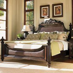 Royal Kahala Panel Bed
