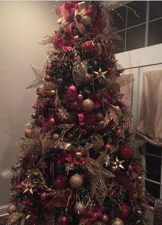 Christmas tree ideas Christmas Tree Inspiration, Holiday Decor, Ideas, Xmas, Thoughts