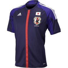 Japan Home Jersey 2012/14 日本主場球衣 2012/14 US$69.10 HK$538.98