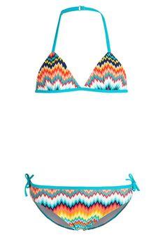 #Sanetta #Bikini #strong #blue für #Mädchen -