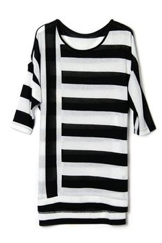 Irregular Cut T-shirt