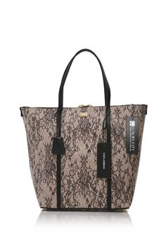 bb06b7bf35 -Dolce  amp  Gabbana- Wildflower Shoulder Tote  D amp G  Handbags