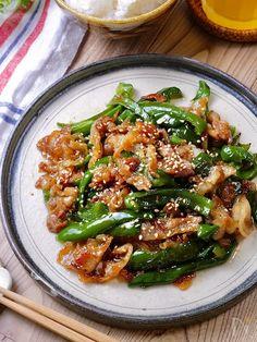 Kung Pao Chicken, Japchae, Pasta Salad, Pork, Food And Drink, Cooking, Ethnic Recipes, Crab Pasta Salad, Kale Stir Fry