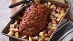 6 Meatloaf Recipes Everyone will Love Beef Roulade, Ground Beef Meatballs, Beef Flank Steak, Beef Tenderloin Roast, Cut Recipe, Meatloaf Recipes, Meat Recipes, Hamburger Recipes, Skillet Recipes