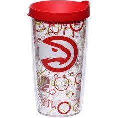 Atlanta Hawks Tervis 16oz. Bubble Up Wrap Tumbler With Lid - $18.99