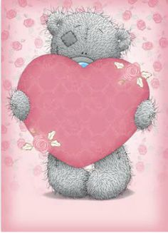 ♥ Tatty Teddy ♥ I Give You My Heart from Me to You ♥