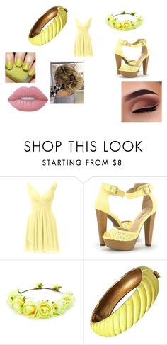 """slughorn christmas party outfit #1"" by megibson2005 on Polyvore featuring Forever 21, Trifari, Zoya and Lime Crime"
