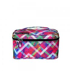 Travel In Style with Elephant Stripes. Beautiful travel products, luggage, packs, travel accessories, travel wear and essentials. Travel Wear, Travel Style, Cosmetic Case, Travel Accessories, Chevron, Elephant, Cosmetics, Floral, Fabric