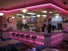 50s Diner, Diners, To My Daughter, Dinner Ideas, Bucket, Restaurant, Google, Image, Restaurants