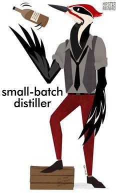 small-batch distiller