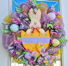 Wreaths in Easter > Decorations - Etsy Spring Celebrations