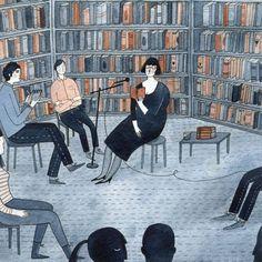 #FF a tutti coloro che, anche da soli, vanno alle presentazioni dei libri.