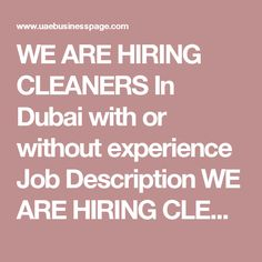 Life Plus Labour Supply Is Now Hiring Lady Driver Housemaid