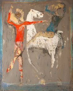 Marino Marini (1901-1980) Giocolieri