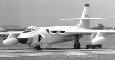 Although the Valiant was always intended as a stopgap in the role of strategic bombers, the aircraft formed the backbone of Britain's strategic defence until the arrival of the Vulcan and Victor. Navy Aircraft, Ww2 Aircraft, Military Jets, Military Aircraft, Air Fighter, Fighter Jets, Vickers Valiant, Helicopter Cockpit, Wings Etc