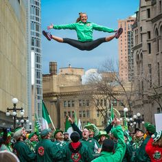 St. Patrick's Day Parade St. Paul, MN 2016