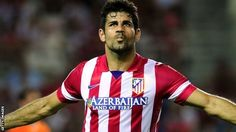 Premier League: Diego Costa on his way to Chelsea