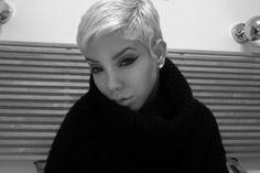 short blackhair bitch pics