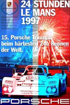 15 victories for Porsche!
