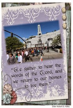 Didi @ Relief Society: 183rd Semiannual General Conference - quotes cards (Set II)