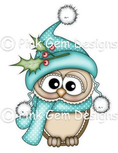 Digi Stamp 'Holly Ollie' CHRISTMAS OWL You are in the right place about Waterpark stupid for you Here we offer you the most beautiful pictures about the Waterpark date you are looking for. Christmas Owls, Christmas Crafts, Fall Crafts, Handmade Stamps, Handmade Crafts, Sell On Etsy, Craft Fairs, Crafts To Sell, Diy Crafts