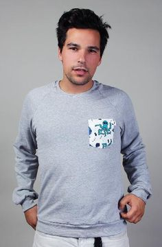 the octo kid sweatshirt    $45  petpals.apliiq.com