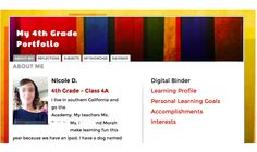 The Beginner's Guide To Creating Digital Portfolios - Edudemic