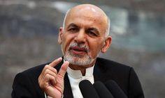 """Presidente de Afganistán llama a """"guerra santa"""" contra la corrupción"""