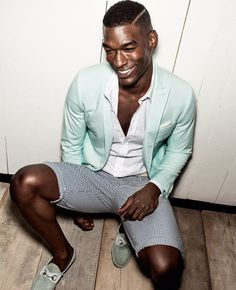This is how you do smart casual in the summer.