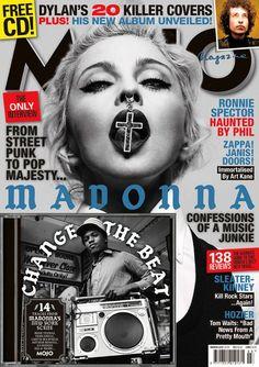 Madonna, 56 anos, concedeu uma entrevista exclusiva à revista MOJO. De acordo com a publicação inglesa, a Rainha do Pop falou sobre suas escolhas musicais e voltou aos anos 1970 e 1980 para relembrar o início da carreira...