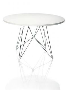 Olli Olssen runder Tisch 120 cm   Konferenztisch   Besprechungstisch   verschiedene Dekore