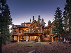 Smith Residence #620 :: Ahwahnee Place, Truckee, CA