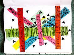 Le Journal de Chrys: Arts visuels et graphismes / 2