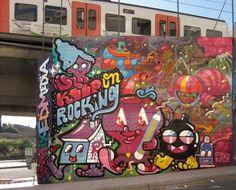 Aryz | I Love Graffiti DE